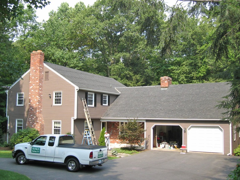 painting company exterior farmington ct
