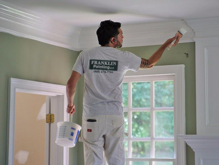 Painting Rooms West Hartford CT