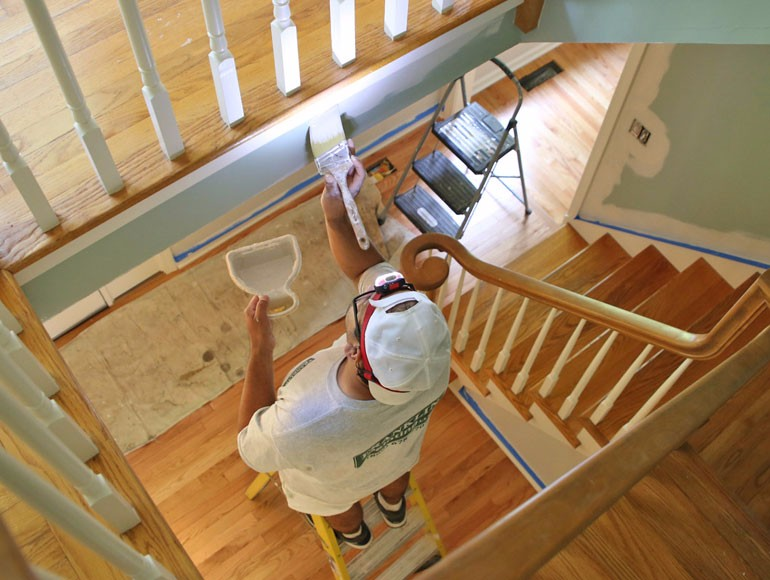 glastonbury ct professional interior painting